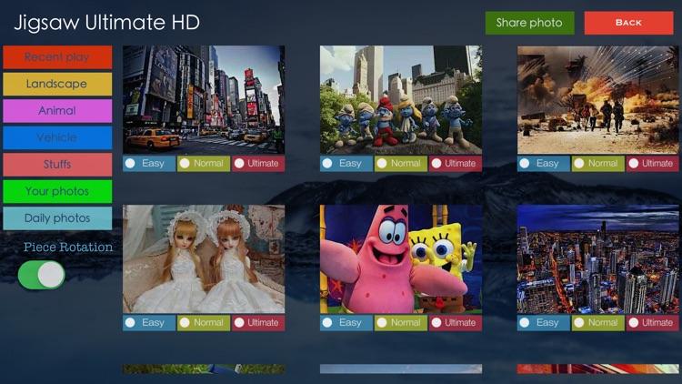 Jigsaw Ultimate HD screenshot-3