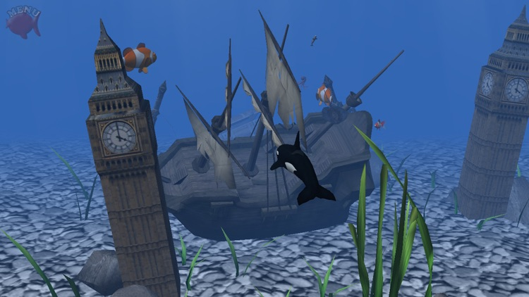 my Fish 3D Virtual Aquarium (Gold Edition) screenshot-4