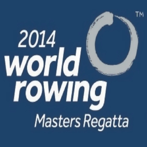 2014 World Rowing Masters Regatta