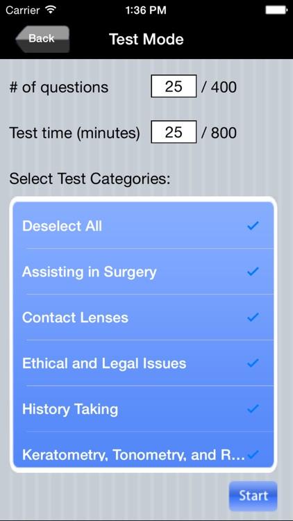 COA Ophthalmic Assistant Exam Prep screenshot-3