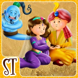 Aladdin and the Magical Lamp by Story Time for Kids