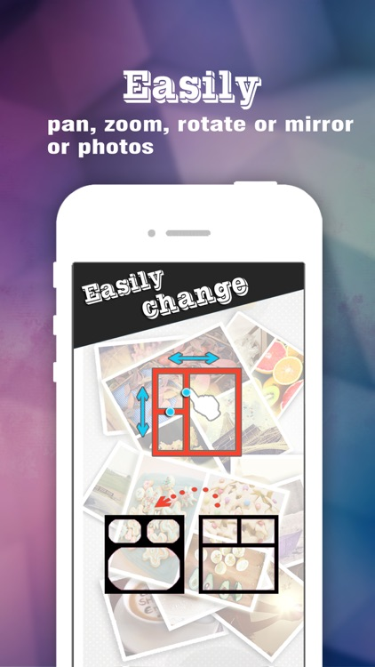 Collage Jointer Pro - Photo Editor to add art text, frame, border & sticker on pic screenshot-3