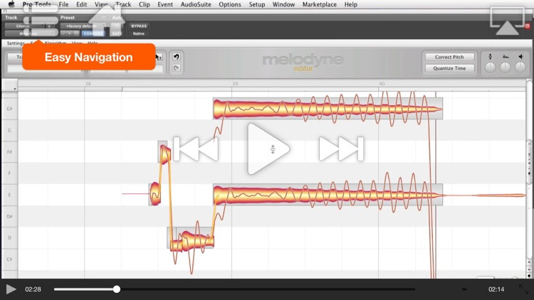 Course For Melodyne 201 - Advanced Melodyne screenshot-4