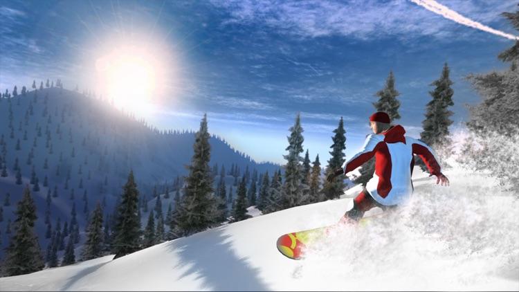 Slopestyle Snowboard Winter Stunt Rider