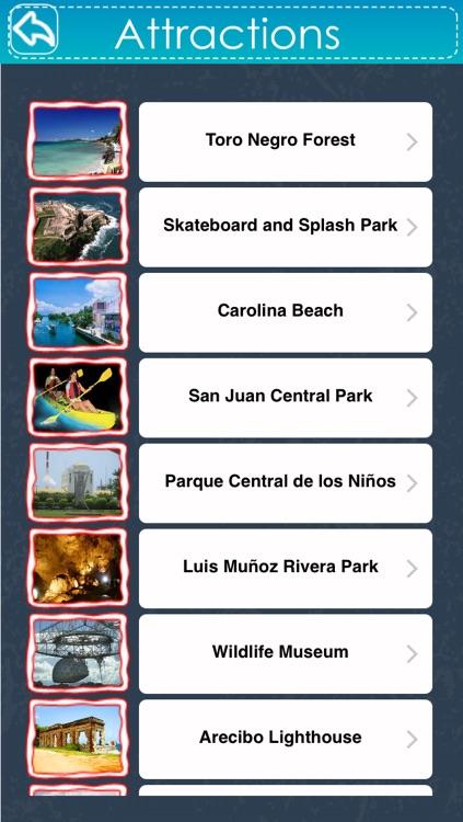 Puerto Rico Travel Guide - Offline Maps