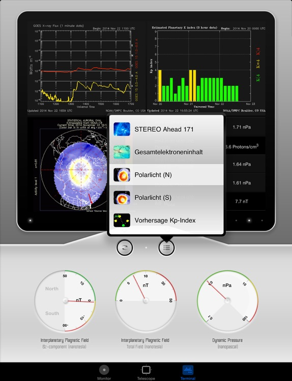 Solar Monitor Pro screenshot-3