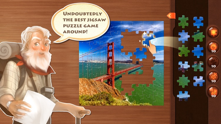 Jigsaw Journey™ - FREE Puzzle Game