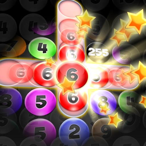 Numbers Addict 2 Splash HD FREE for iPhone, iPad & iPod Touch - Bubble Puzzle Brain & Mind IQ Challenge