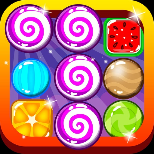 Colorful Sweet Crush iOS App