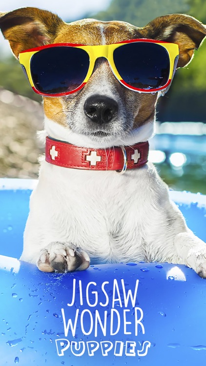 Jigsaw Wonder Puppies Puzzles for Kids screenshot-0