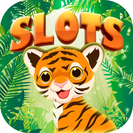 Ace Classic Vegas Baby Tiger Slots - Lucky Safari Gambling Casino Slot Machine Games Free