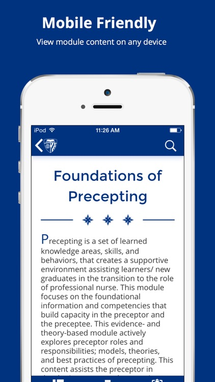 Preceptor Training: Core Concepts for Clinical Preceptors & Faculty