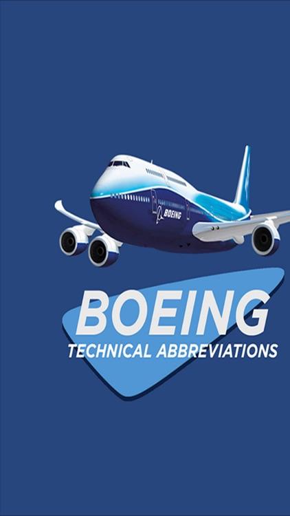 Boeing Technical Abbreviations screenshot-4