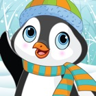 Big Penguin Ice Winter World: Gone Fishing icon
