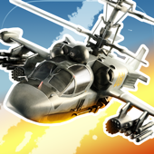 CHAOS Copters Combat # 1 Multiplayer Helicopter Simulator 3D