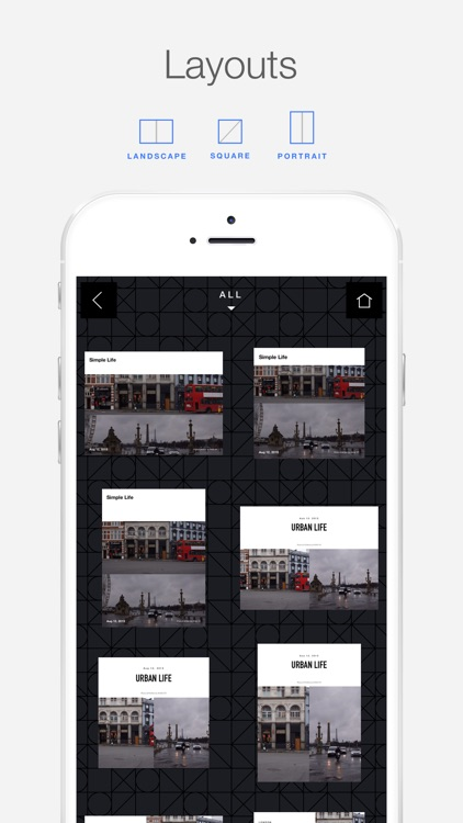 PAGE UP - Design your own story
