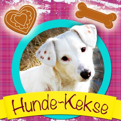 Hundekekse - Rezepte: Kekse, Plätzchen & Leckerlis für Hunde selbst backen
