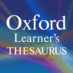 Oxford Learner's Thesaurus: A Dictionary of Synonyms