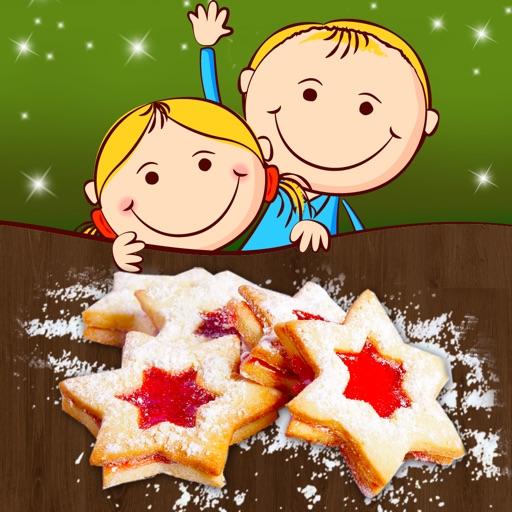 Plätzchen backen mit Kindern und für Kinder - Rezepte für Weihnachten