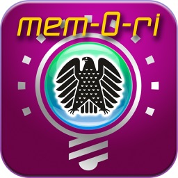 Mem-O-ri Germany Quiz - learn all the names, capitals, flags and locations of the German federal states