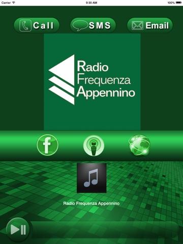 Radio Frequenza Appennino-ipad-0