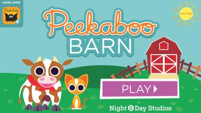 Peekaboo Barn review screenshots