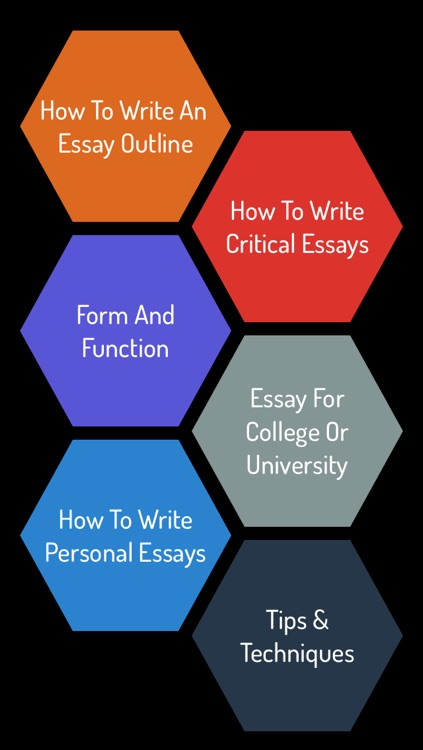 Essay Writing Guide - How To Write An Essay