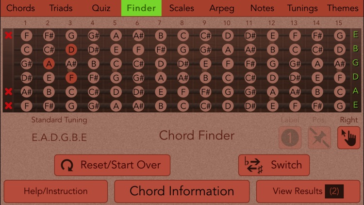All Guitar Chords screenshot-3