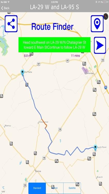 Louisiana-CampGrounds screenshot-3