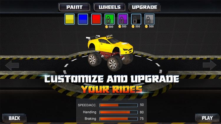Monster Truck Racer screenshot-4