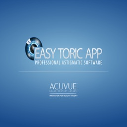 ACUVUE EASY TORIC for iPad