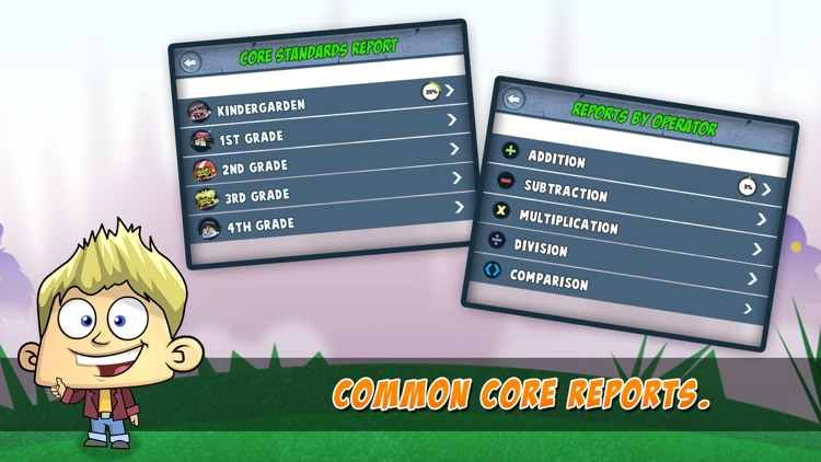 Math Vs Zombies - Math Games Grade K - 5 screenshot-4