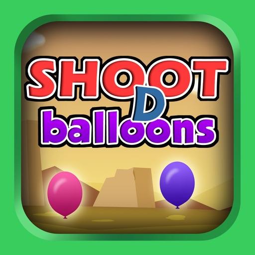 Shoot D Balloons