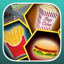 A Carnival Food Match Maker ULTRA - The Sweet Fun-Fair Candy Game