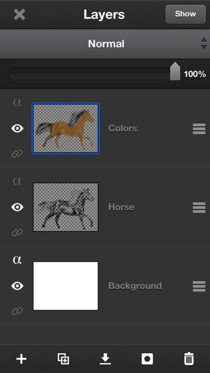 ArtStudio - Draw and Paint screenshot-3