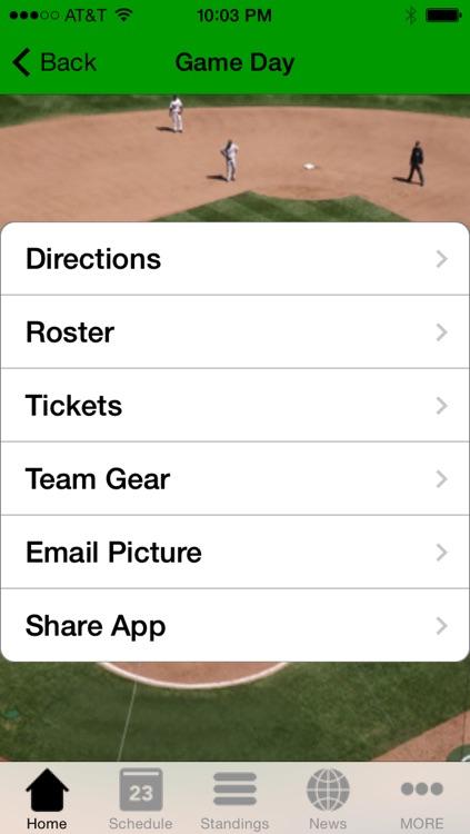Oakland Baseball - an Athletics News App screenshot-3
