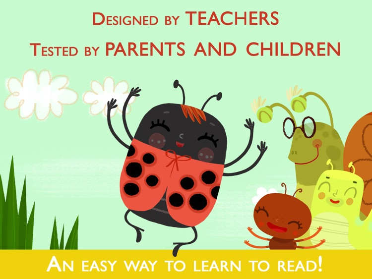 Teach me to read – Achoo!, an Educational Montessori Tool with Activities and Books for Learn to Read. screenshot-4
