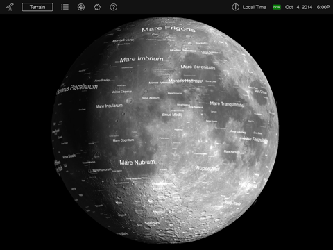 Moon Globe screenshot
