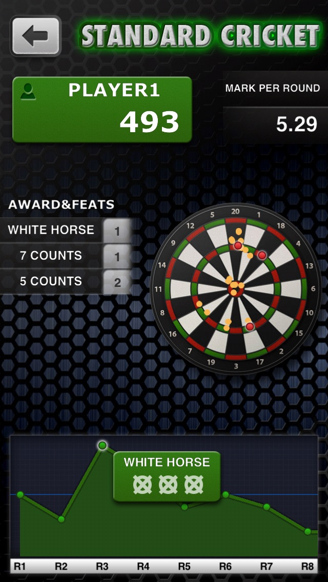 Darts Score Pocket screenshot1