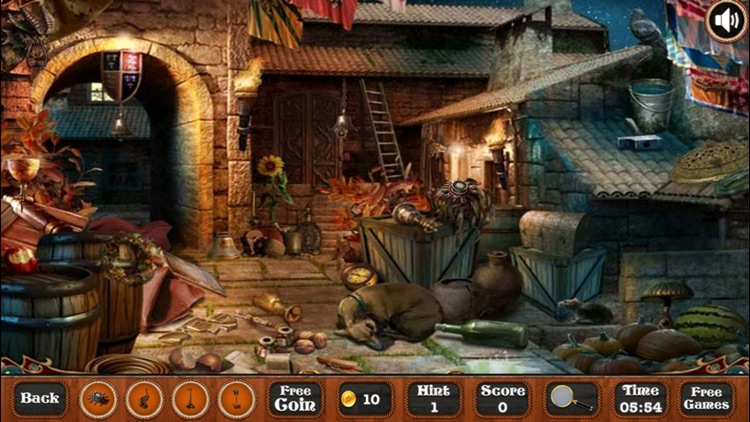Amazon Treasure Hidden Objects screenshot-1
