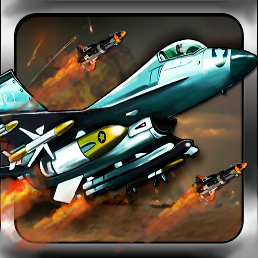 Turbo Ace 2 - Jet Fighters Clash With Enemy Of Skies iOS App