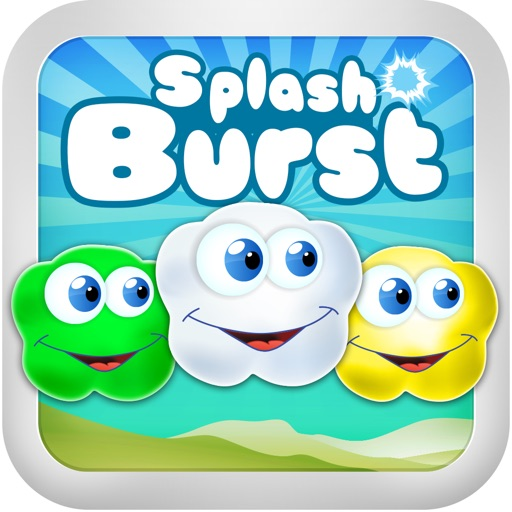 Splash Burst - Chain Reaction Bubble Shooter