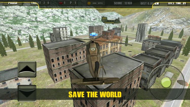 Army Helicopter Simulator 3D