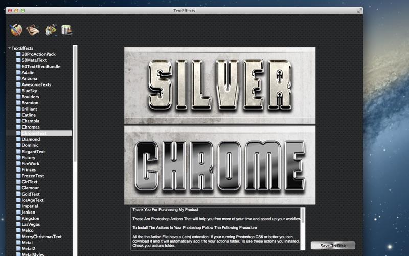 Text Effects screenshot 2