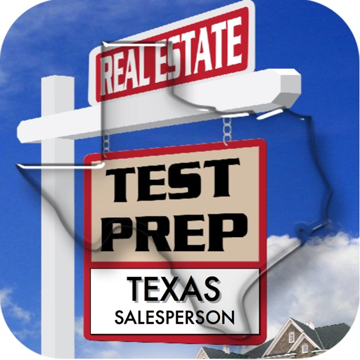 Texas Real Estate Test Preparation Salesperson - Practice Exam Questions  with Answers and Explanations by Juter Network Inc