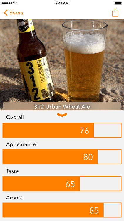 BeerTab - Rate and Share Your Favorite Beers screenshot-3
