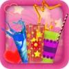 My Magic Frozen Slushie World - The Enchanted Ice Maker Game Free