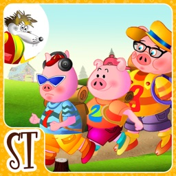 The Three Pigs by Story Time for Kids