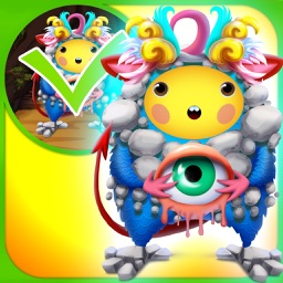 My Secret World Of Monsters Draw And Copy Club Game - Free App