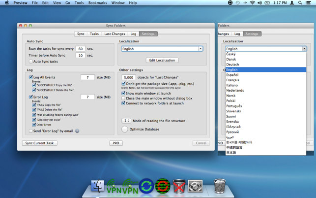 Power of Automator and Unix combined